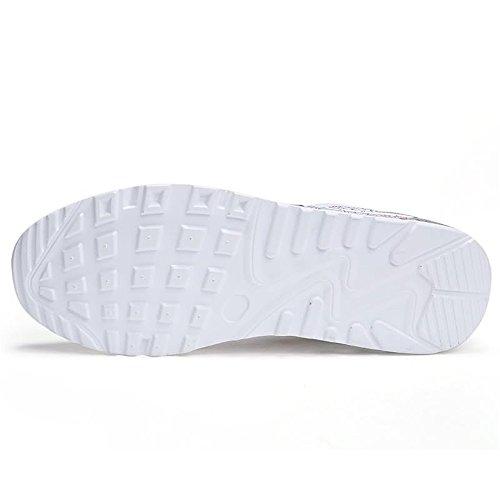 Scarpe e Sportive Sneaker da Donna Scarpe Piatto Uomo Bianca da Tacco Lacci da con Cricket e rrUgwzq