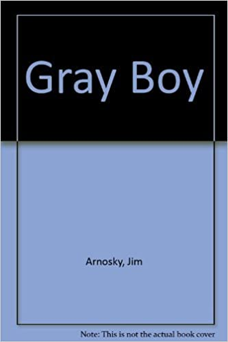 Book Gray Boy by Jim Arnosky (1989-11-02)