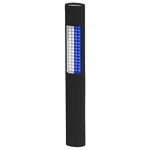 Nightstick NSP-1178 LED Safety Light & Flashlight - White...