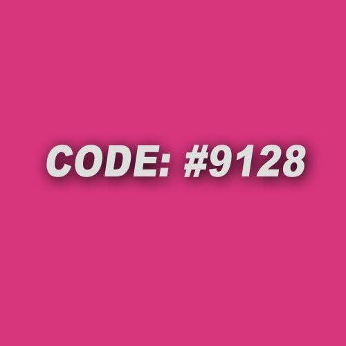 Bright Pink Pre-Cut Gel Sheet