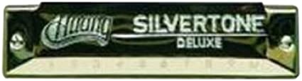 Key of D  #  H103D Huang Silvertone Deluxe Blues Jazz Harmonica