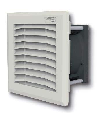 TEXA Filter with Fan 57//61 M3//H 230V 50-60HZ RAL 7035 FAN12BNOB