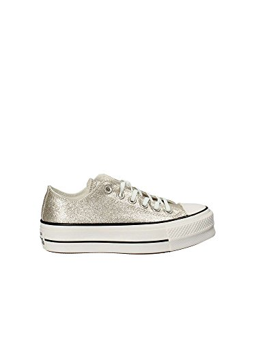 Or Ox Clean Glitter Lift Femme Converse Ctas Platform Or Chaussures AqwPRnfXx