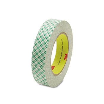 Tissue Tape, 1 Inch x 36 Yards, 3 Inch Core (410M) ()