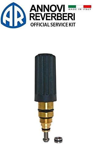 Ar Annovi Reverberi AR2858 Pressure Washer Pump Unloader Valve Kit SJV XJV XJW SJW