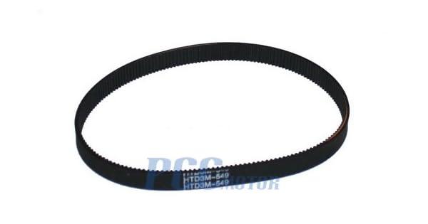 Amazon.com: 1Z – 549 – 3 M-14 Drive Belt para Razor ePunk ...
