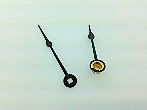 KEVNATSS Spade Hands with Square Hole for Antique Clocks Fits 4