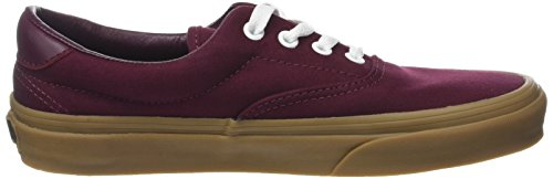 Rot Port 59 Canvas Royale Canvas Erwachsene Gum Light Gum Unisex Sneaker Vans Era Gum Rq0wvwf