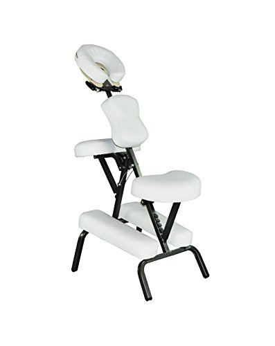 New Massage Chair 4' Portable Tattoo Spa Free Carry Case Facial Beauty