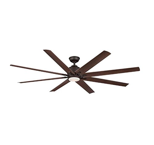 Home Decorators Collection Kensgrove 72 In Indoor Outdoor Oil Rubbed Bronze Led Ceiling Fan