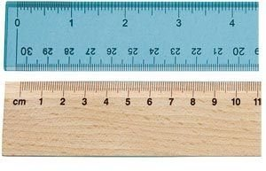 UPC 088354999041, Alvin R212 12 inch Wood Ruler