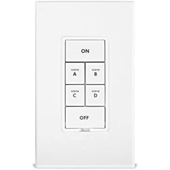 Insteon Smart Switch With 4 Scene Keypad Uses Superior