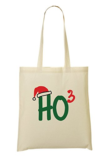 Funny Tout Santa Ho Ho Ho Laugh Sac Provisions À Claus Ho3 Sac Fourre wq6A4U