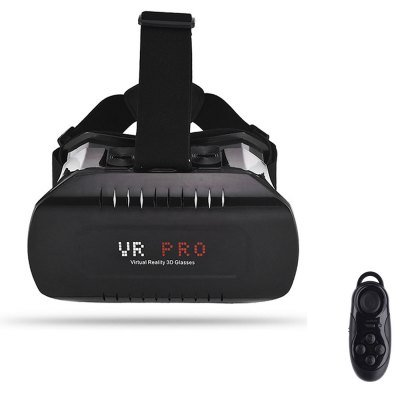 VR PRO 3D Glasses for 3.5 6.2 inch Smartphone