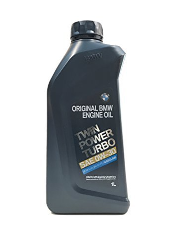 Genuine BMW Fully Synthetic Oil SAE 0W-30 - 1 Liter - Used Bmw Motor