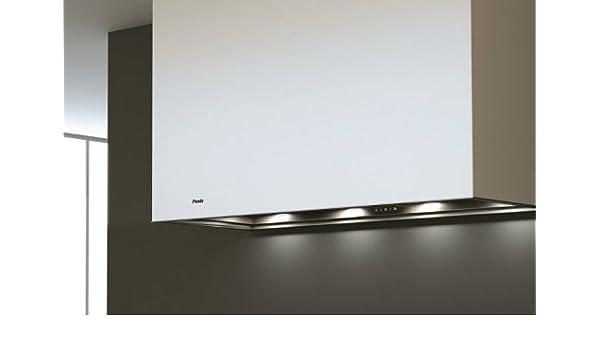 Pando P-330 940 m³/h De pared Blanco - Campana (940 m³/h, Canalizado, 39 dB, 55 dB, De pared, Blanco): Amazon.es: Hogar