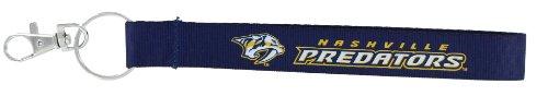 aminco NHL Nashville Predators Wristlet Key Ring