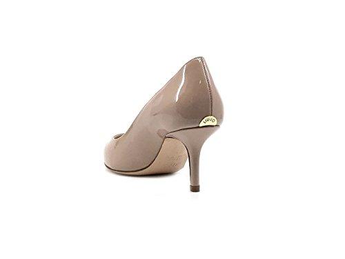 Para De Jeans Jo Nude Vestir Cuero Zapatos Liu Mujer xgqwvfYTft