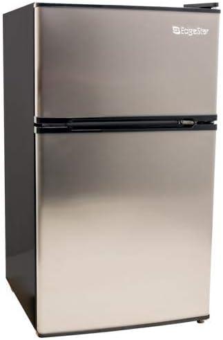 EdgeStar CRF321SS 3.1 cu ft Compact Fridge/Freezer