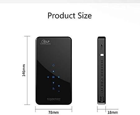 Mini proyector X2 dlp HD portátil Android teléfono móvil ...