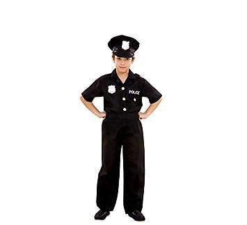 Juguetes Fantasia - Disfraz policia 5-6 años: Amazon.es: Juguetes ...