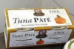 UPC 852654007085, Adriatica Sardina Tuna Pate, 3.3 oz(Pack of 4)