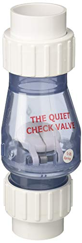 clear check valve - 1