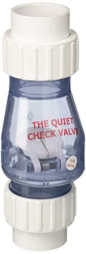 Campbell Check Valve Quiet CLR1.5 by Brady MfrPartNo 0823-15C, White