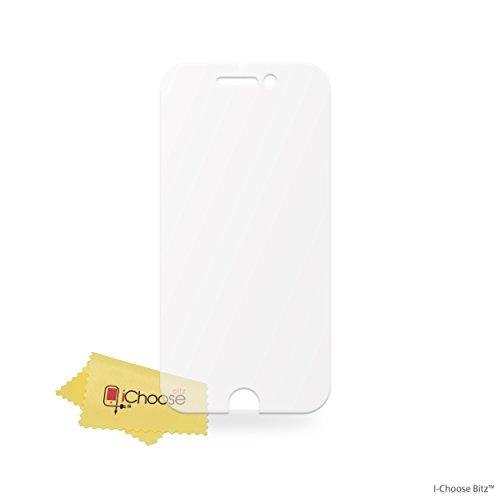 iPhone 7 Star Wars Estuche de Silicona / Cubierta de Gel para Apple iPhone 7 / Protector de Pantalla y Paño / iCHOOSE / Darth Vader Lado Caballeros de la Antigua República