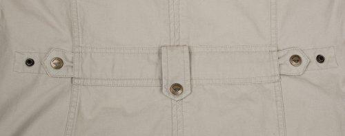 BUSHMAN - Camiseta sin mangas - Básico - Sin mangas - para mujer Beige