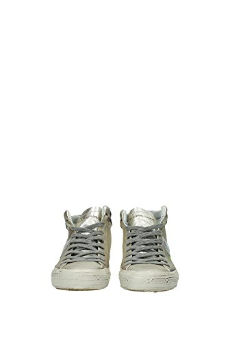 MDHDOM08 Philippe Model Sneakers Mujer Piel Oro Oro