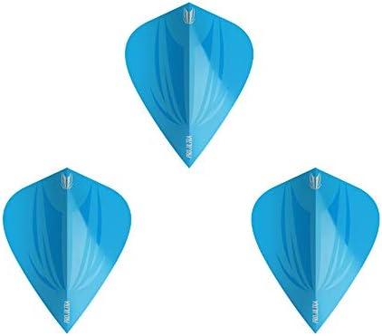 TARGET ターゲット ID PRO VISION ULTRA フライト カイト ブルー <334980> ダーツ フライト