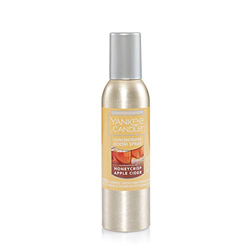 Yankee Candle Honeycrispy Apple Cider Concentrated Odor Eliminating Room Spray 1.5 Oz