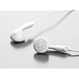 Edifier H180 Hi-Fi Stereo Earbuds Headphone - Classic Earbud Style Headphones - White
