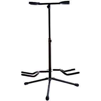 ultimate support js hg102 jamstands series double hanging style guitar stand none. Black Bedroom Furniture Sets. Home Design Ideas