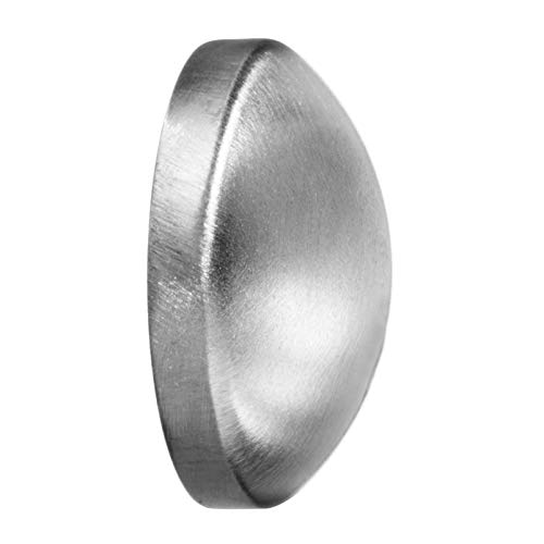 USA Sealing 304 Stainless Steel Polished Cap for Butt Weld Fittings - for 4