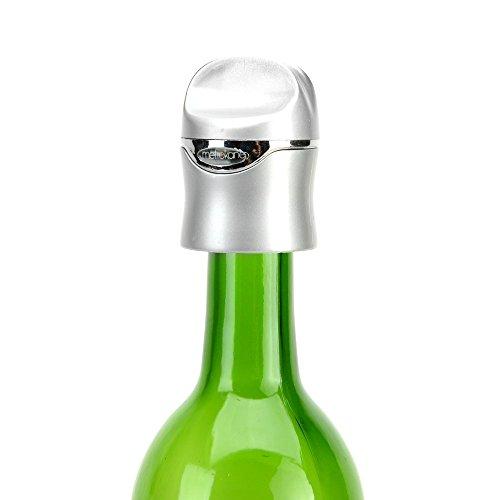 Rabbit 6-Piece Wine Tool Kit (Silver)
