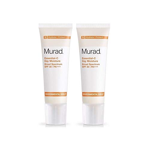 2 Pack ESSENTIAL C DAY MOISTURE SPF 30, 1.7oz/50ml