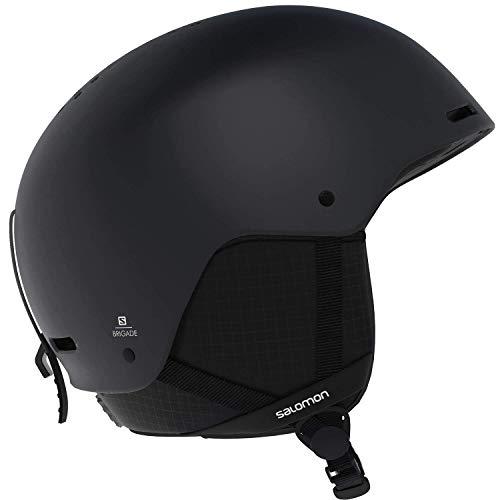 Salomon Brigade Helmet, Large/59-62cm, Black