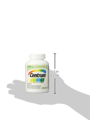 Centrum Adult (300 Count) Complete Multivitamin / Multimineral Supplement Tablet, Vitamin D3, B Vitamins, Iron, Antioxidants by Centrum (Image #8)