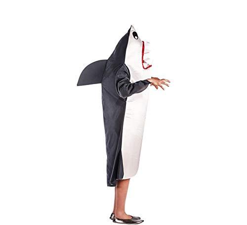 El Rey del Carnaval Disfraz de Tiburón para Niños: Amazon.es ...