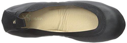 discount for cheap Yosi Samra Women's Samara Ballet Flat Black Leather cheap sale affordable Fh0Bg1