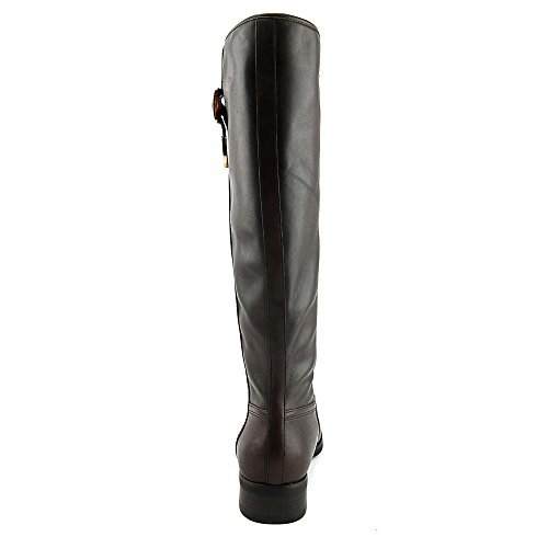 buy cheap from china 2014 newest cheap online Coach Womens Easton Closed Toe Knee High Fashion Boots Chestnut Extended Semi Matte Calf bObN0YS
