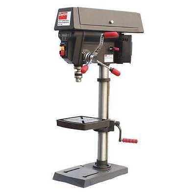 DAYTON 38TG99 Bench Drill Press,Belt,13'',1/3 HP,120V G9970922 by Dayton