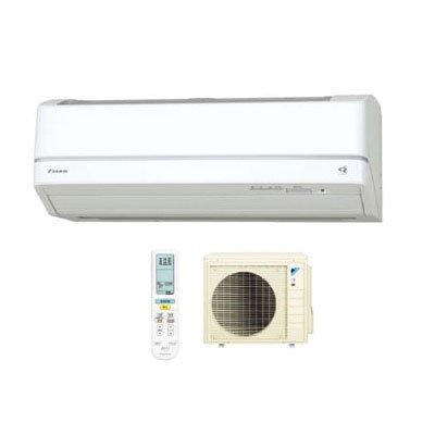 ダイキン 【エアコン】 寒冷地向けエアコン スゴ暖おもに10畳用 (冷房:8~12畳/暖房:9~11畳) DXシリーズ 電源200V (ホワイト) S28VTDXP-W