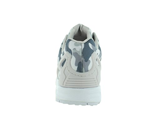 Adidas Zx Flux Mens Scarpe Da Corsa Grigie