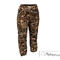 Coleman Ropa para hombre Pantalones, aves acuáticas, aves acuáticas, Mossy Oak Duck Blind, XX-Large