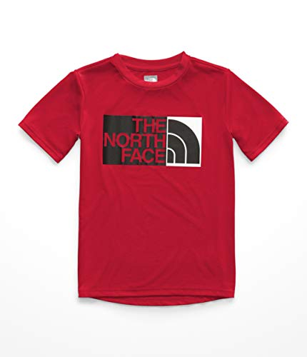 The North Face Boys S/S Reaxion 2.0 Tee - TNF Red - L ()