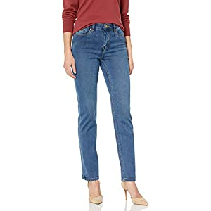 Women's Denim Jean 5 Pkt Straight Leg