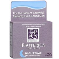 Nighttime Fade Cream (Esoterica Fade Cream Nighttime With Moisturizers, 2.5 oz (Pack of 2))